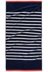 <b>Полотенце пляжное</b> MARINIERE <b>La Redoute</b> купить за 2167 ...