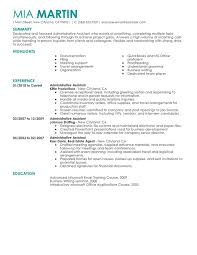 administrative assistant resume sample administrative assistant    administrative assistant resume sample administrative assistant administration and office support executive assistant skills and resume