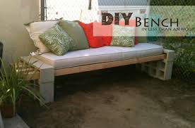 diy bench buy diy patio furniture