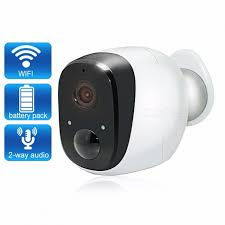 <b>Wetrans</b> Wire-Free <b>Wireless</b> Battery Powered IP Camera, 720P HD ...