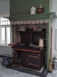 miniature house kitchen stove bl 112 dollhouse miniature