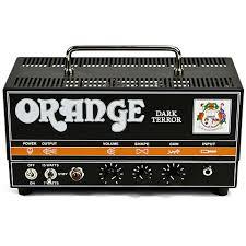 """<b>Orange</b> Dark Terror « <b>Усилитель</b> """"голова"""" <b>гитарный</b>"""