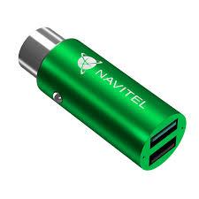 <b>Автомобильное зарядное устройство</b> (в прикуриватель) <b>Navitel</b> ...