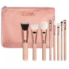 Набор <b>кистей Zoeva Rose Golden</b> Luxury Set Vol. 2 - купить по ...