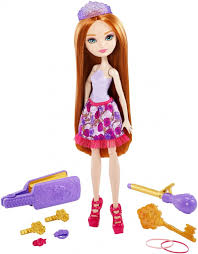 """Эвер Афтер Хай: <b>Кукла</b> Холли Охара """"<b>Стильные Прически</b> ..."""