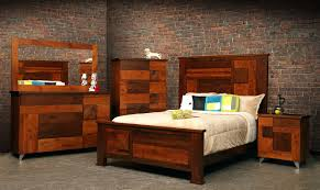 Mens Bedroom Set Unique Wood Mens Bedroom Furniture Set Featured King Platform Bed