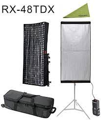 <b>Falcon Eyes</b> RX-48TDX 300W High Power Roll-Flex Photo <b>Light</b> ...