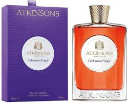 <b>Atkinsons</b> Californian Poppy EdT 100ml in duty-free at airport ...