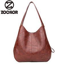 HOT 2019 <b>Womens Handbags</b> Designers <b>Luxury</b> Soft pu leather ...