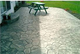 cement patio ideas colored concrete stamped concrete deck rock stamped concrete stamped concrete