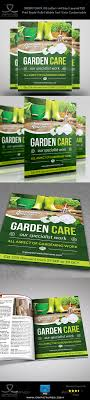 garden services flyer vol 2 by owpictures graphicriver garden services flyer vol 2 commerce flyers