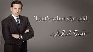 thats what she said michael scott wallpaper the office backgrounds office wallpapers