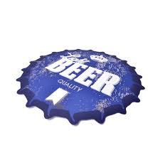 Круглый <b>сервировочный коврик</b> Fissman <b>Beer</b> 38 см цена | 220.lv