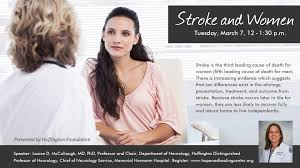 stroke and women hope and healing center community events stroke and women