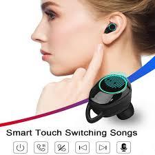 Online Shop <b>G02 TWS</b> 5.0 <b>Bluetooth</b> 9D Stereo <b>Earphone</b> Wireless ...