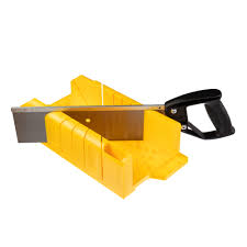 <b>Стусло Stanley</b> (1-20-600) пластиковое с <b>ножовкой</b> 300х130х80 мм