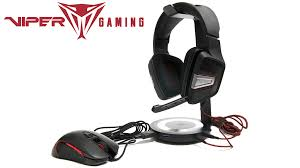 Обзор Patriot <b>Viper</b> Gaming Headset Stand