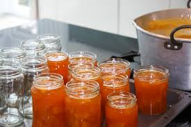 Image result for apricot jam making pan