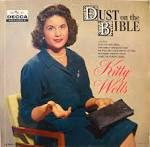 Dust on the Bible album by Kitty Wells