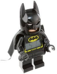 <b>Часы</b>-<b>будильник LEGO DC</b> Super Heroes 9005718, Batman ...