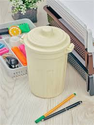 <b>Контейнер для мусора</b> 1,5 л настольный Yamada 5120630 в ...