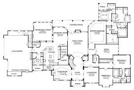 bedroom one story house plan   exercise room  office       bedroom one story house plan   exercise room  office  formal living