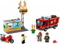 Lego Burger Bar Fire Rescue 60214 (60214) – купить <b>конструктор</b> ...
