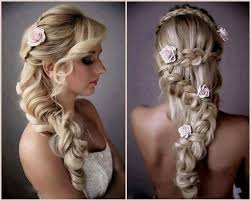 Long Hairstyles With Braids Prom Hairstyles Braids For Women Wedding Party Decoration