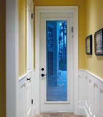 patio doors with blinds between the glass: enclosed blinds  doorlite rlb  l