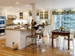 Small Kitchen Dining Room Country French Country Kitchen Designs Ideas And Remodel Kitchen