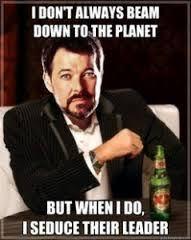 Star Trek Meme on Pinterest   Star Trek, Spock and Star Trek Humor via Relatably.com
