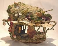 Handcrafted <b>Fairy</b> Homes - Blueberry Forest <b>Toys</b>