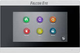 <b>Falcon Eye FE</b>-<b>70</b> ARIES, Black <b>видеодомофон</b> — купить в ...