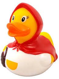 <b>Уточка</b> Красная шапочка <b>Funny ducks</b> 4110913 в интернет ...