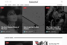 WordPress Themes ~ Creative Market