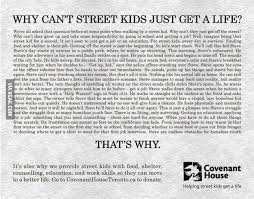 To All the inconsiderate and simplistic homelessness memes: That's ... via Relatably.com