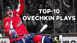 Top 10 Alex Ovechkin Plays Of All Time - YouTube