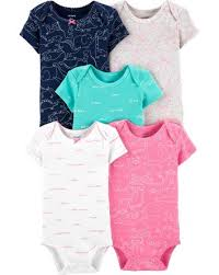 Baby <b>Girl</b> Bodysuits | Carter's | Free Shipping