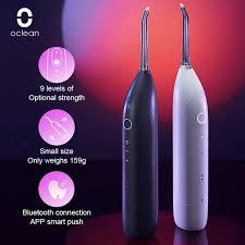 <b>Oclean W1 Smart</b> Oral Irrigator Cordless Water Flosser Teeth ...