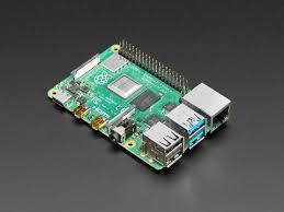 <b>Raspberry Pi 4</b> Model B - 4G RAM ID: 4296 - $55.00 : Adafruit ...