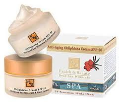Купить Облепиховый <b>антивозрастной</b> крем SPF-20, <b>Health & Beauty</b>