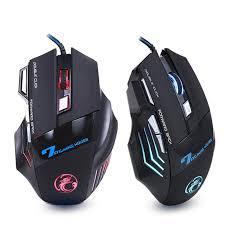 <b>iMice</b> Professional <b>Wired Gaming Mouse</b> 7 Button 5500 DPI <b>Game</b> ...