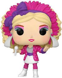 <b>Фигурка Funko POP</b>! Vinyl: Barbie: Rock <b>Star</b> Barbie 51457 ...