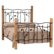 choosing your wrought iron bedroom set beautiful bedroom furniture design with square brown wooden post black wrought iron furniture