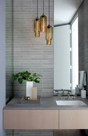 bathroom lights modern lighting read the full article in interiors magazine awesome bathroom lighting bathroom pendant lighting vanity
