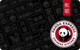 Panda Express eGift Card | GiftCardMall.com