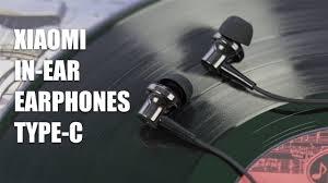 Обзор наушников <b>Xiaomi In-ear</b> Earphones USB <b>Type</b>-<b>C</b> - YouTube