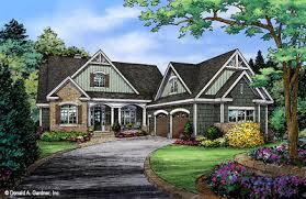 Walkout Basement House Plans  Home Plans and Floor PlansHouse Plan The Mosscliff