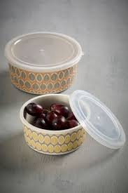 Buy <b>Set of 2</b> Snack Pots Made With <b>Bamboo</b> Fibre from the Next UK ...