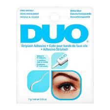 <b>Клей для ресниц</b> `DUO` белый/<b>прозрачный</b> 7 г купить в интернет ...